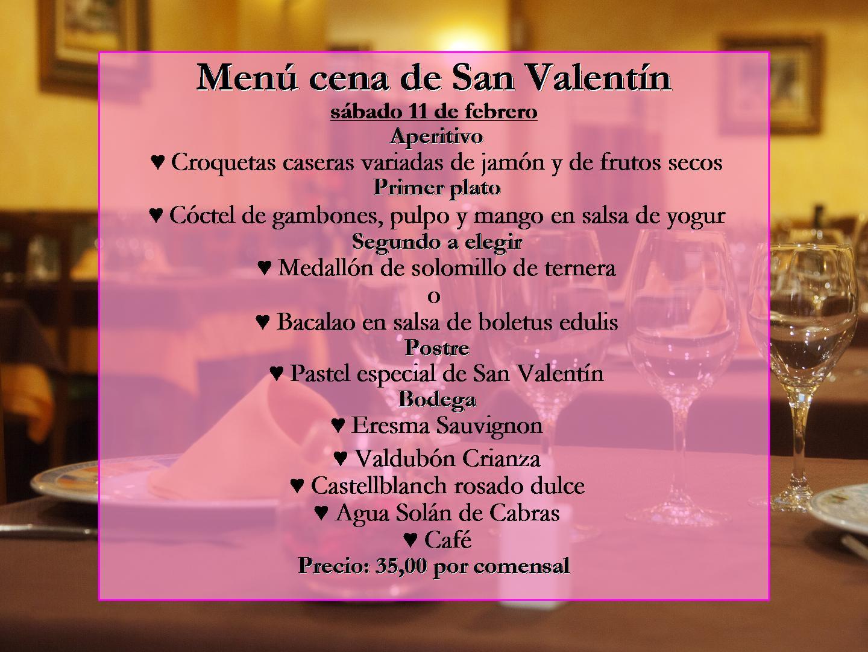 Celebra San Valentín con tu pareja!!!