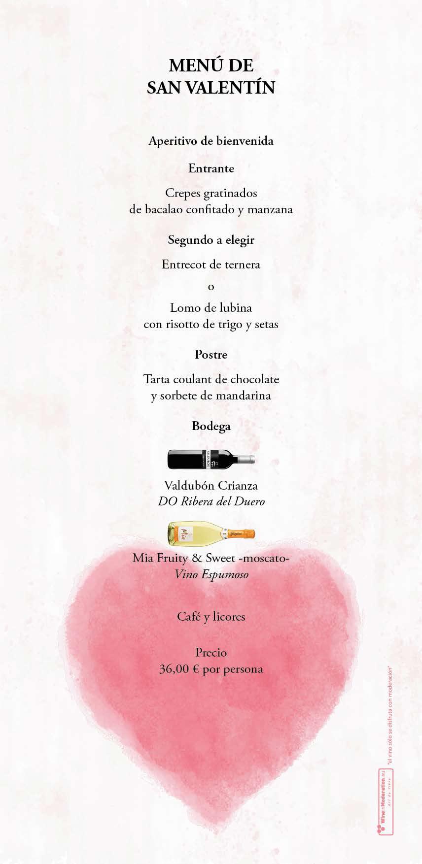 Noches de San Valentín 2019